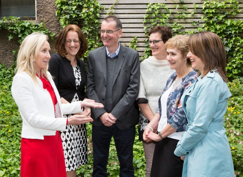19/5/2017 With Compliments. Pictured attending the International Research Methods Summer School (IRMSS) at Mary Immaculate College were Dr Anne O'Keeffe, Director of Teaching and Learning MIC, Prof Ute Roemer, Georgia State University, Dr Tom Morton, Birkbeck College, University of London, Dr Joan O'Sullivan, MIC, Dr Freda Mishan, course director, PhD TESOL UL and Prof Kelly-Holmes, CAL, UL. IRMSS, now in its sixth year, brings together researchers interested in pursuing the possibilities and potentials of research in new, different and alternative discursive and representational spaces and in the context of a memorable social, professional and residential community of practice. Photograph Liam Burke Press 22