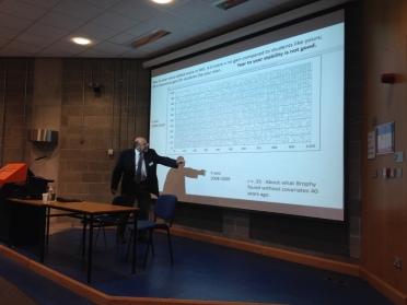 Prof David Berliner (Arizona State University) at IRMSS 2016